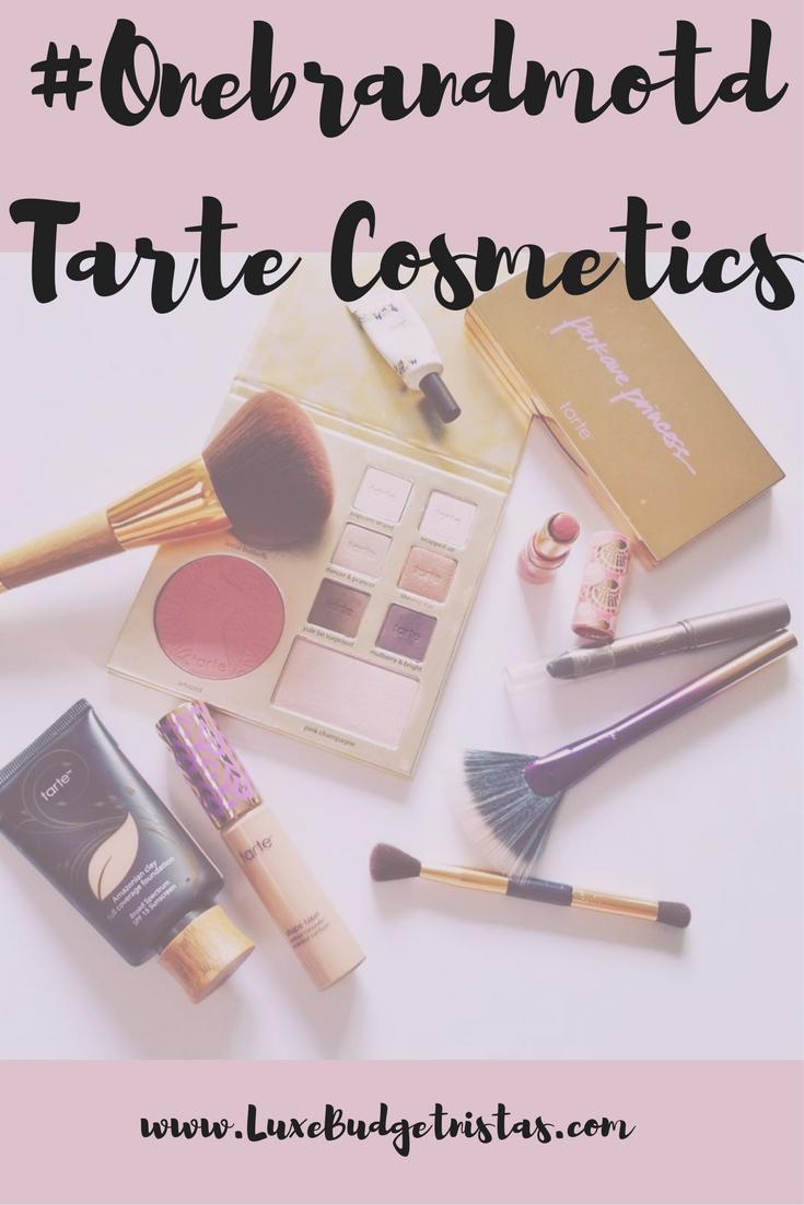 onebrandmotd-tarte-cosmetics