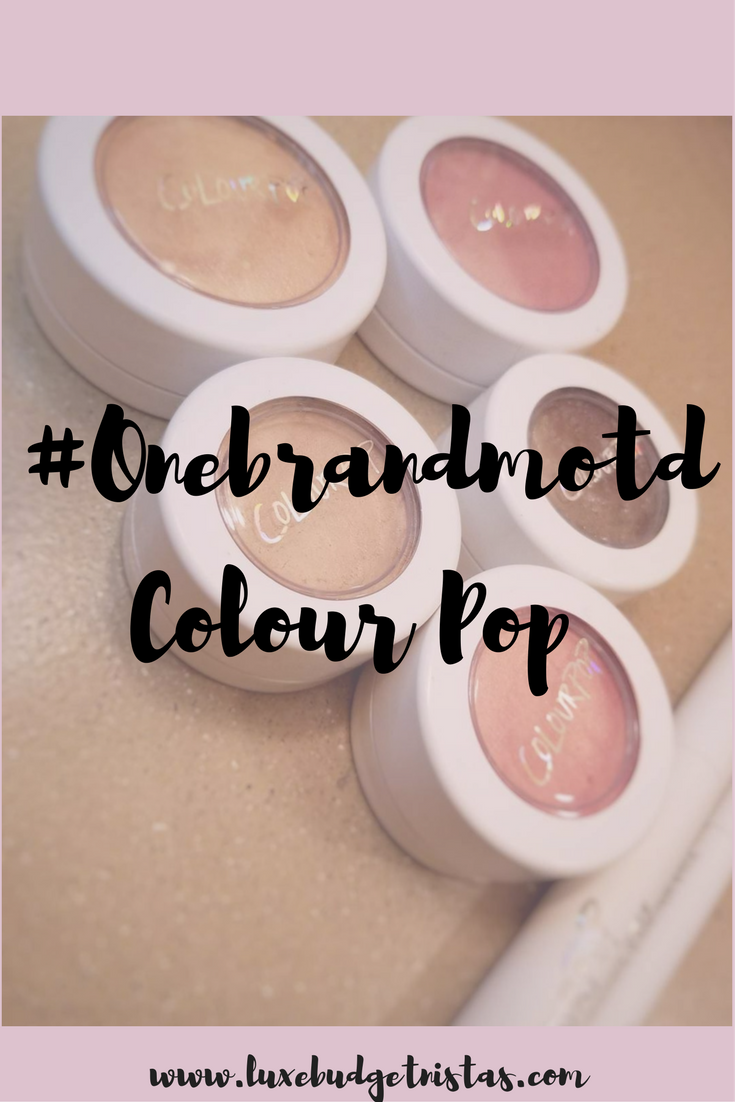onebrandmotd-colourpop